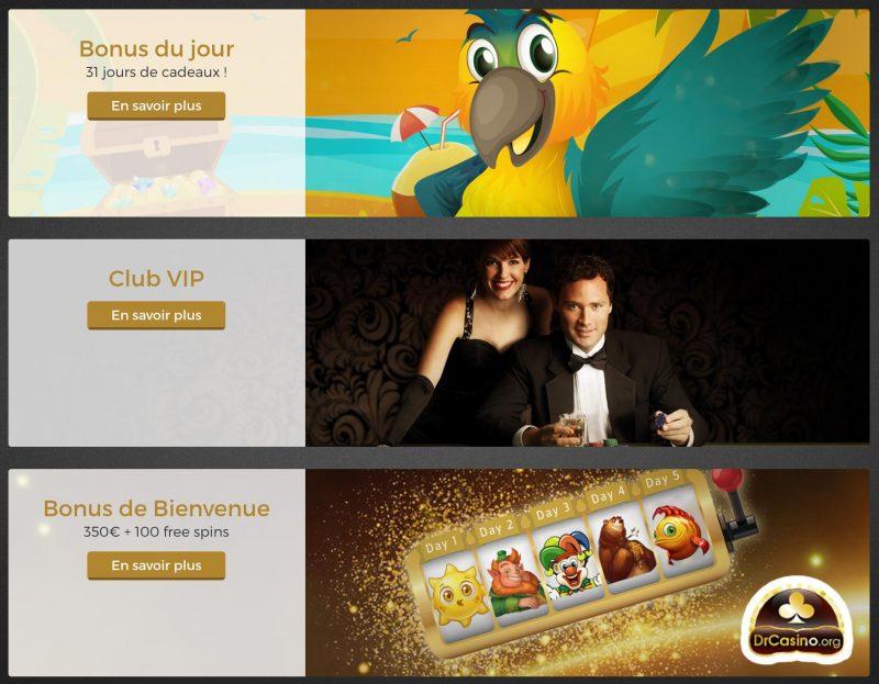 casino extra promotions