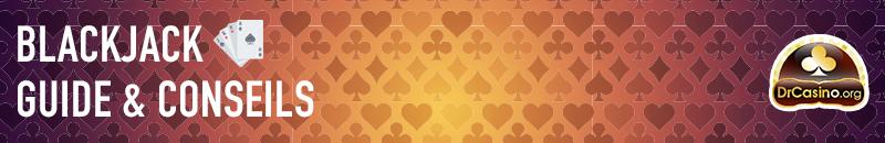 blackjack en ligne guide