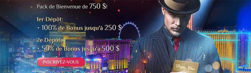 Bonus VegasPlus